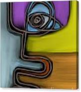 Untitled 363 Canvas Print