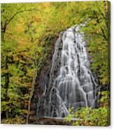 Usa, North Carolina, Blue Ridge Parkway Canvas Print