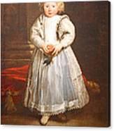 Van Dyck's Maddalena Cattaneo Canvas Print