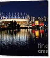 Vancouver British Columbia 3 Canvas Print