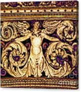 Vatican Art Canvas Print