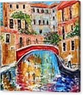 Venice Magic Canvas Print