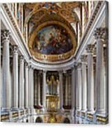 Versailles Chapel Canvas Print