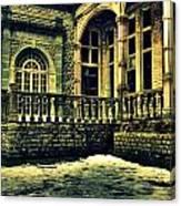 Viceregal Lodge Shimla Canvas Print