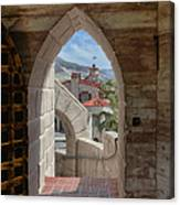 View To A Different Time Canvas Print