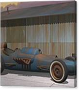Vintage Dragster Canvas Print