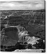West Rim Grand Canyon National Park Canvas Print
