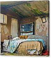 Where Do They Sleep Now Canvas Print