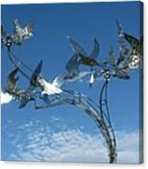 Whirlybird Canvas Print