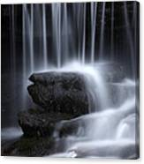 Wilderness Waterfall Canvas Print
