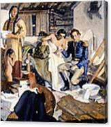 William Beaumont Canvas Print