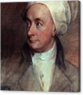 William Cowper (1731-1800) Canvas Print