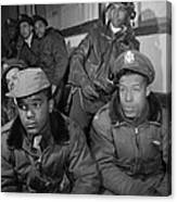 Wwii: Tuskegee Airmen, 1945 Canvas Print