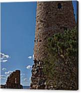 Yavapai Tower Canvas Print