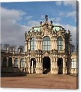 Zwinger - Dresden - Germany Canvas Print