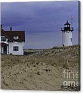 Race Point Light 1 Canvas Print