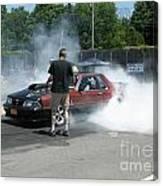 2001 07-06-14 Esta Safety Park Canvas Print