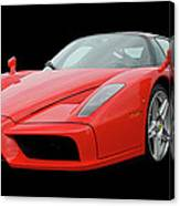 2002 Enzo Ferrari 400 Canvas Print