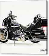 2003 Harley Davidson Canvas Print
