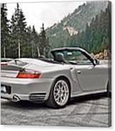 2004 Porsche 911 Turbo Cabriolet Canvas Print
