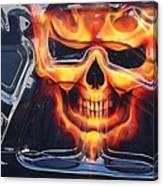 2005 Dodge Magnum Emblem Canvas Print