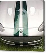 2005 Jaguar Xkr Stirling Moss Signature Edition Canvas Print