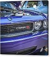 2008 Dodge Challenger Rt Canvas Print