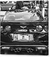 2010 Chevrolet Corvette Grand Sport Canvas Print
