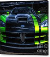 2010 Dodge Viper Acr Canvas Print