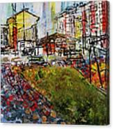 2012 111 Lukavica Canvas Print