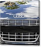 2012 Audi R8 Quattro Canvas Print