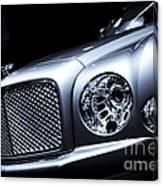 2012 Bentley Mulsanne Canvas Print