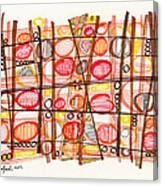 2012 Drawing #32 Canvas Print