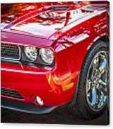 2013 Dodge Challenger Canvas Print