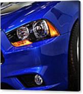 2013 Dodge Charger Daytona Canvas Print
