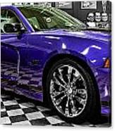 2013 Dodge Charger Canvas Print