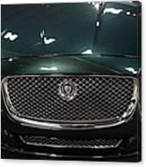 2013 Jaguar Xj Range - 5d20263 Canvas Print