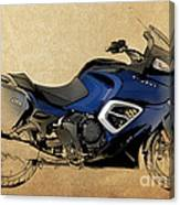 2013 Triumph Trophy Canvas Print