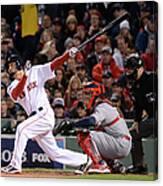 2013 World Series Game 2 St. Louis Canvas Print