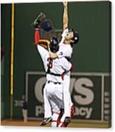 2013 World Series Game 6 St. Louis 2013 Canvas Print