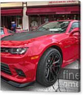 2014 Chevy Camaro Canvas Print