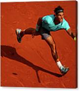 2014 French Open - Day Fifteen Canvas Print