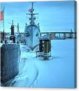 2014 Naval Park Canvas Print
