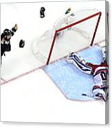 2014 Nhl Stanley Cup Final - Game Five Canvas Print