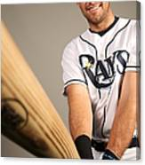 2014 Tampa Bay Rays Photo Day 2014 Canvas Print