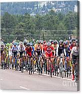 2014 Usa Pro Cycling Challenge Canvas Print