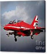 2015 Red Arrows  Canvas Print