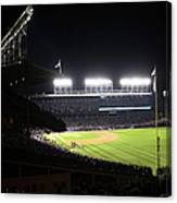 2016 World Series  - Cleveland Indians Canvas Print