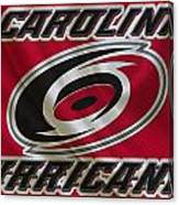 Carolina Hurricanes Canvas Print