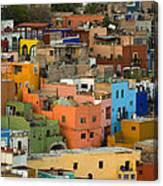 Guanajuato, Mexico Canvas Print